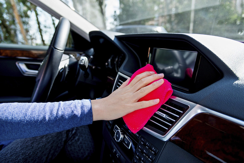 Spring Cleaning Tips for Your Vehicle | Dixon, IL