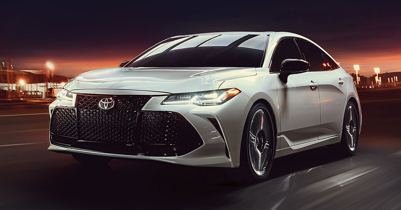 2021 Avalon Will Offer All-Wheel Drive | Dixon, IL